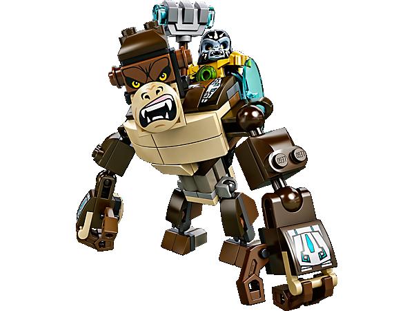 70125 le gorille l gendaire wiki lego fandom powered - Chima saison 2 ...