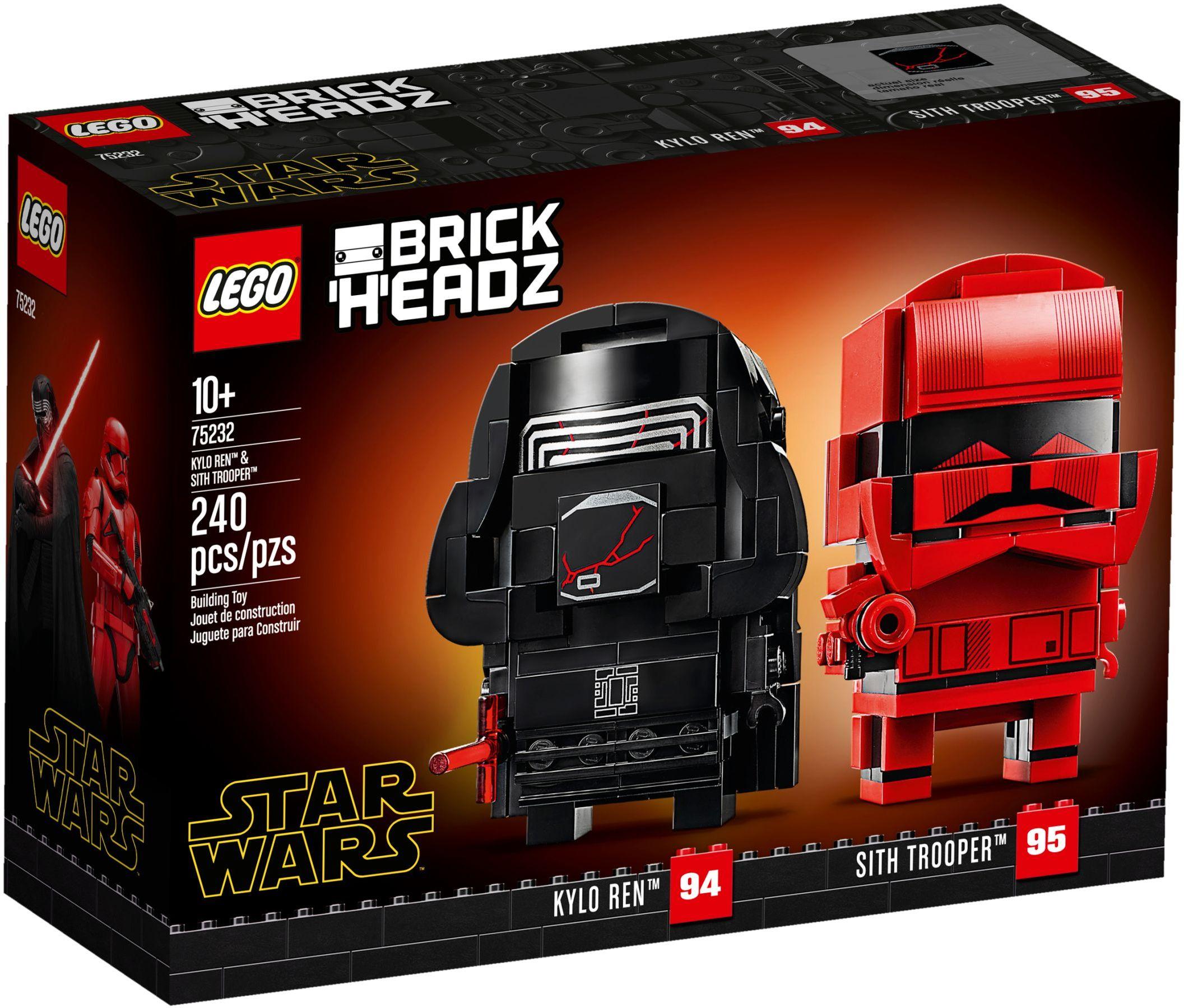 75232 Kylo Ren Sith Trooper Brickipedia Fandom