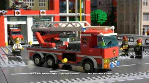 LEGO City - Fire