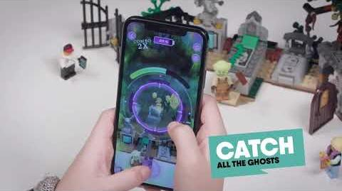 LEGO Hidden Side announced with Augmented Reality App
