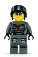 Space Police Officer 5974