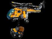 60158 L'hélicoptère cargo de la jungle 4
