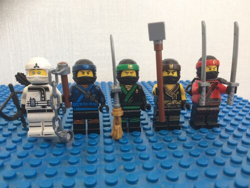 70618 Minifigurines 2 DY