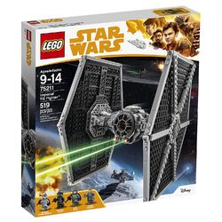 75211 Imperial TIE Fighter Box