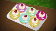 Cupcakes-Le gâteau anti-moustique