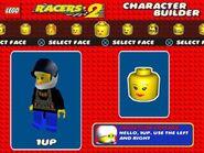 Professor voltage lego racers 2 beta screenshot