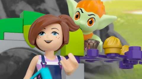 The Capture of Sophie Jones 41182 - LEGO Elves - Product Animation