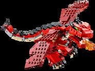31032 Les créatures rouges