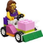 4625 Boîte de briques fille 4