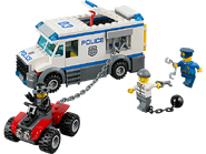 60043 Le transport du prisonnier