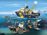 60095 Le bateau d'exploration