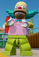 Dimensions Krusty