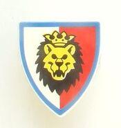 Löwenwappen unter König Richard