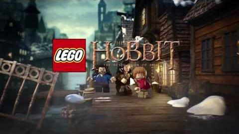 LEGO® THE HOBBIT - Lake Town Escape TVC