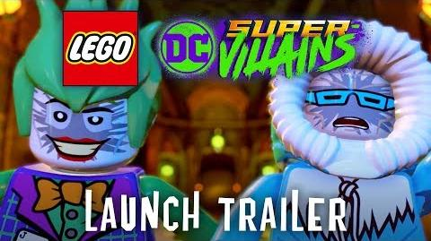 Official LEGO® DC Super-Villains Launch Trailer