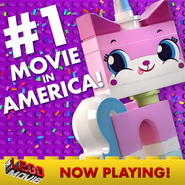 The LEGO Movie Now playing 2