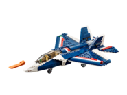 31039 L'avion bleu