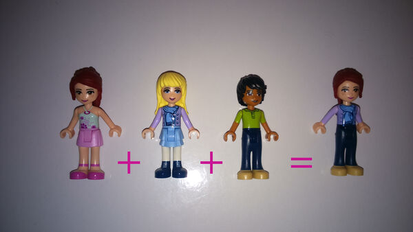 41040 Mini-poupées TSQ