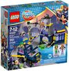 41237 Batgirl Secret Bunker Box