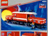 4551 Crocodile Locomotive