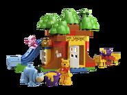 5947 La maison de Winnie l'Ourson 2