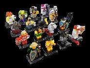 8803 Minifigures Série 3 2