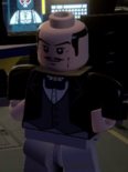 Alfred Pennyworth LEGO Dimensions