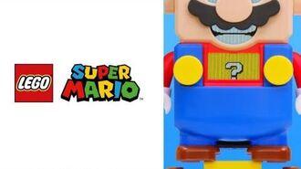 LEGO Super Mario Teaser Trailer Nintendo X LEGO