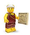 Série 9 Empereur romain