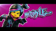 The LEGO Movie Présentation-Wyldstyle