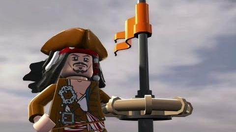 Trailer em inglês Lego Piratas do Caribe O Videogame