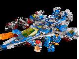 70816 Le vaisseau spatial de Benny