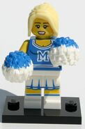 8683 -02 Cheerleader