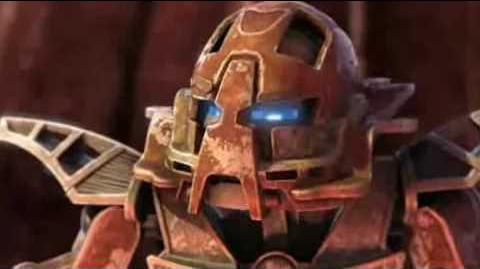 BIONICLE Music Videos - Cryoshell - Bye Bye Babylon