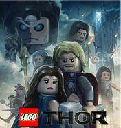 Custom Thor Poster