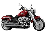 10269 Harley-Davidson Fat Boy 2