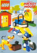 4166 Mickey's Car Garage