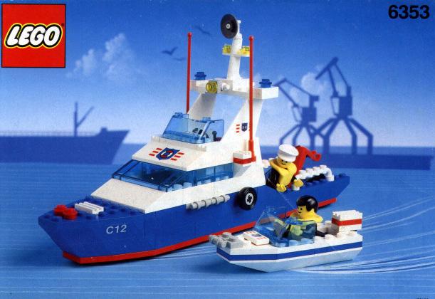 6353 Coastal Cutter Brickipedia Fandom Powered By Wikia