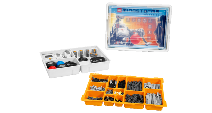 9797 LEGO MINDSTORMS Education NXT Base Set | Brickipedia | FANDOM