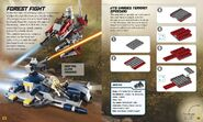 Brickmaster Star Wars Make 8 Exclusive LEGO Models 1