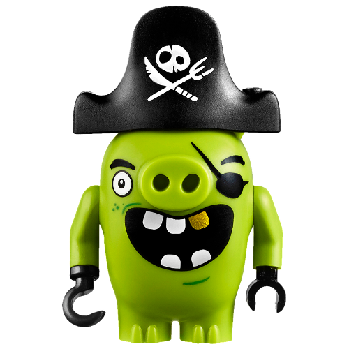 Cochon pirate wiki lego fandom powered by wikia - Cochon angry bird ...
