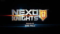 Fall Nexo Knights