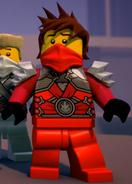 Kai in Stone Army Armor