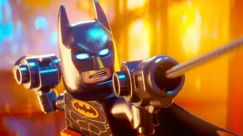 LEGO Batman O Filme (The Lego Batman Movie, 2017) - Comercial Estendido Dublado