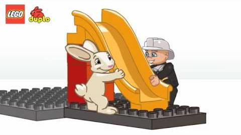 LEGO DUPLO - Building 6168 13 24