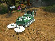 LEGO Indiana Jones 2 L'aventure continue PS3 5