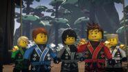 Ninjas Kimono-L'ultime combat a commencé