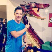 Smaug Benedict Cumberbatch