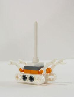 Treadwell droid