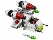 75076-Republic Gunship
